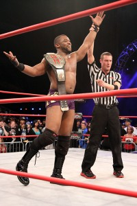 Kenny King is the face of revamped X Division -- at least for now!