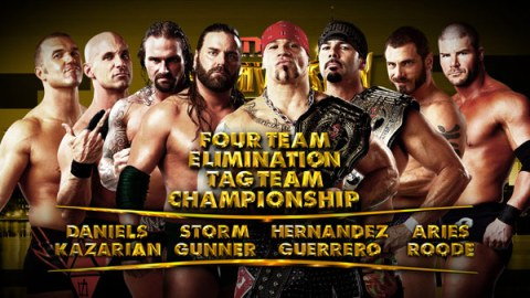 Tag Title Match