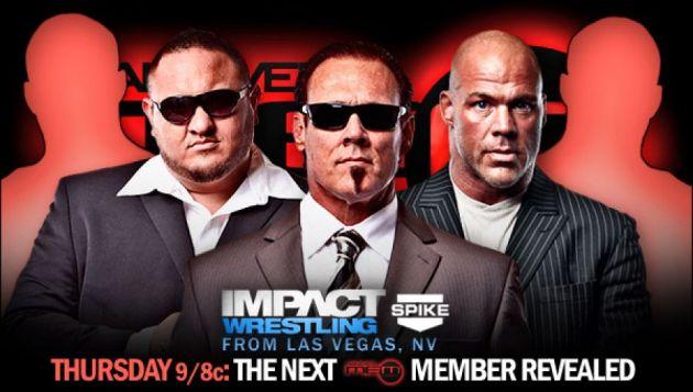Main Event Mafia Tease