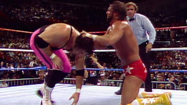 Essential Viewings: Bret Hart vs. Randy Savage (SNME November, 1987)