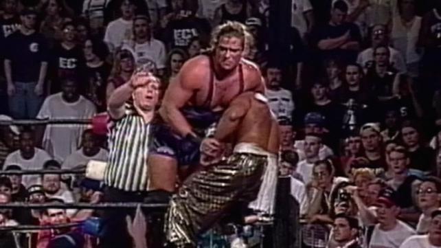Essential Viewings: Sabu vs. Rob Van Dam — Hardcore Heaven '96