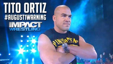 Tito Ortiz on Impact