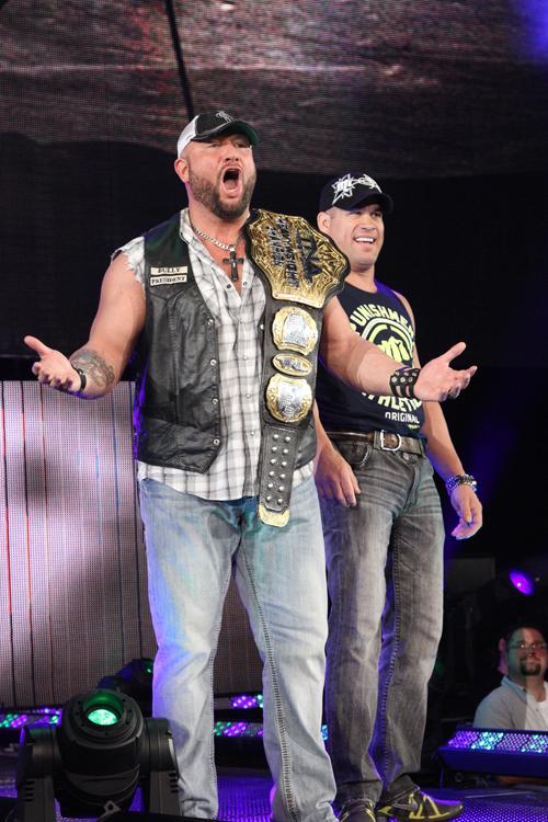 Bully Ray and Tito Ortiz