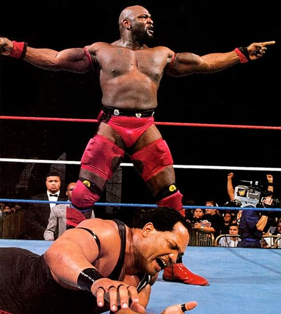A Wrestler You Should Probably Know Better: Ahmed Johnson