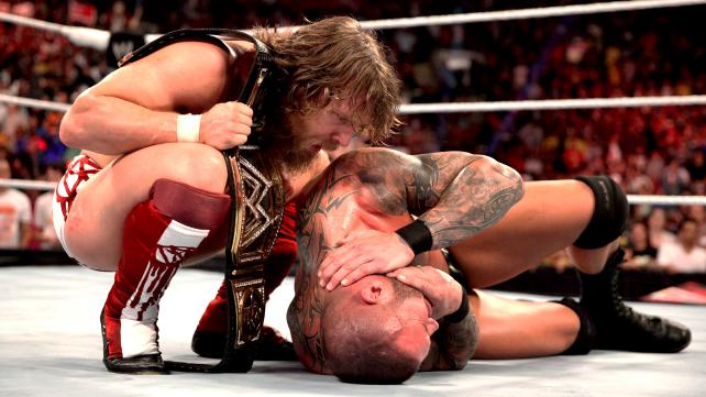Andy's Angry: The Rise and Supposed Fall of Daniel Bryan