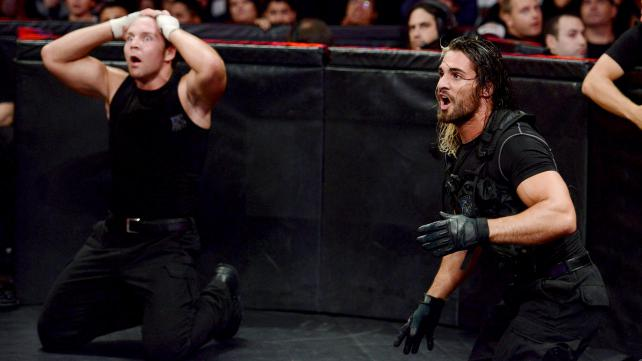 The Shield Rides (Under) The Bus: Raw Regurgitated, 9/23