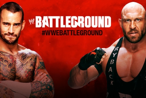 38. Ryback v. CM Punk