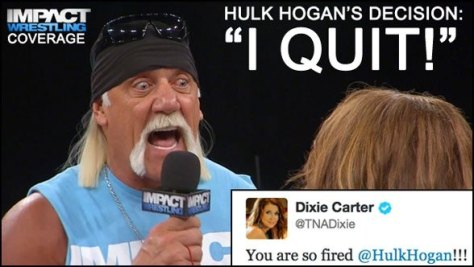 I QUIT - Hogan