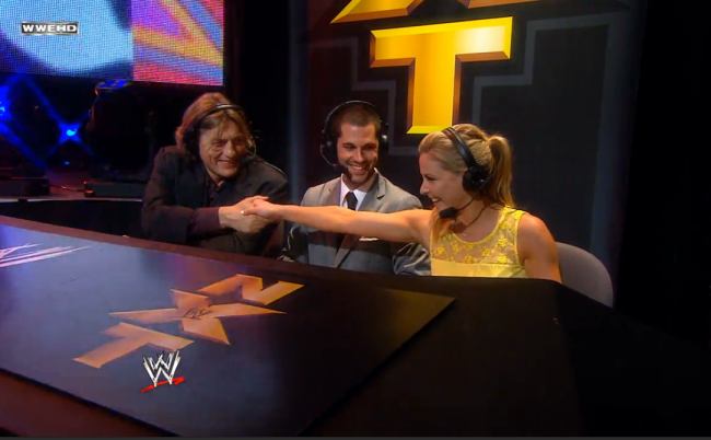 "NXT Scouting Report, 10/16: ""Live"" with Regal and Renee"