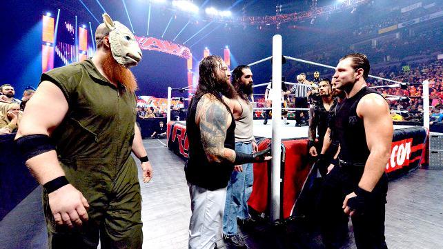 12 Monkey Tag Match in a Barrel: Raw Regurgitated, 11/18