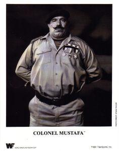 Colonel Mustafa