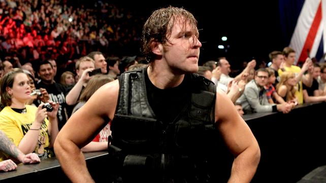 #TheShieldWeek: Watch and Learn – Dean Ambrose