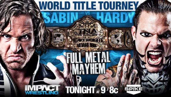 What's the Worst That Could Happen?: Impact Wrestling, 11/7