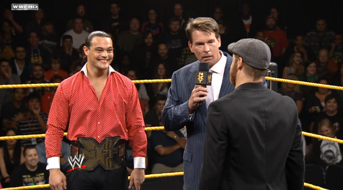 NXT Scouting Report, 11/20: Everybody Gets A Cookie!