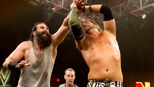 NXT Scouting Report 11/7: The Unwashed Mass Cometh