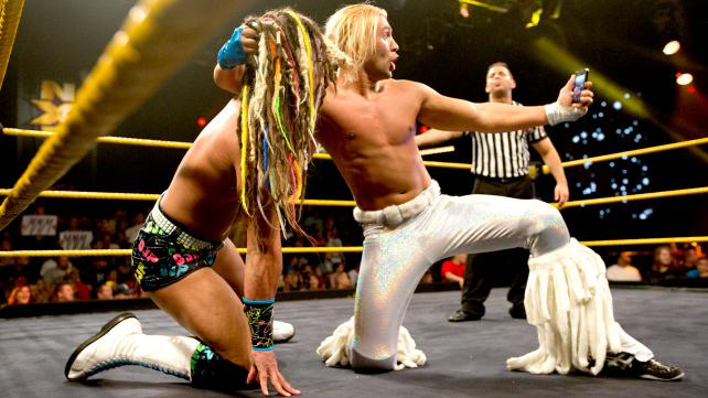NXT Scouting Report 10/31: Shooting the Breeze One More Time