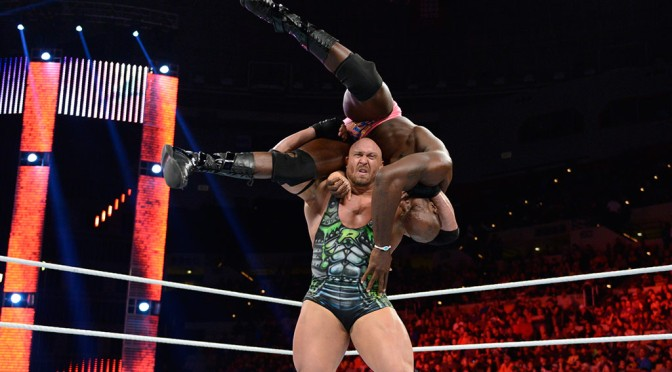 Andy's Angry: WWE RyBotched the Ryback
