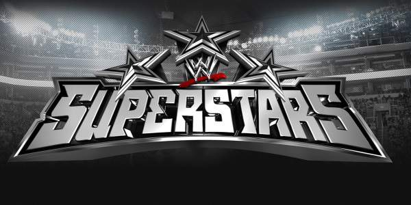 wwe superstars show logo
