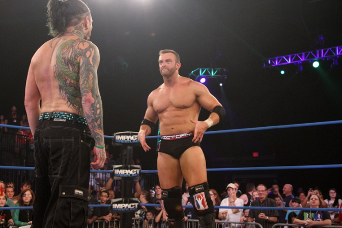 The +/- #'s: Impact Wrestling, 12/5